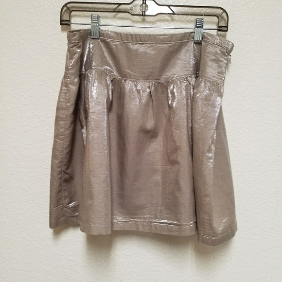 Old Navy Dresses & Skirts - Old Navy Metallic Skirt Size 8